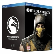Mortal Kombat X. Kollector's Edition [PS4, русские субтитры]