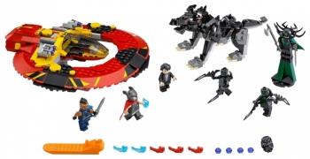 Лего 76084 Решающая битва за Асгард
