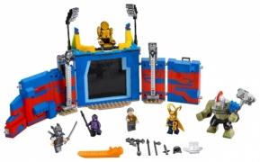 Лего 76088 Тор против Халка на арене