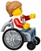 Лего 60154 Автобусная остановка