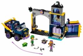 Лего 41237 Секретный бункер Бэтгёрл