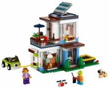 Лего 31068 Современный модульный дом