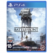 Star Wars: Battlefront [+ Битва за Джакку] [PS4, русская версия]