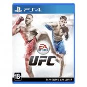 UFC [PS4, английская версия]