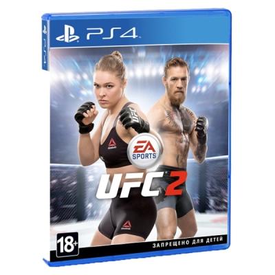 UFC 2 [PS4, английская версия]